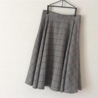 マウジー(moussy)のスカート(ひざ丈スカート)