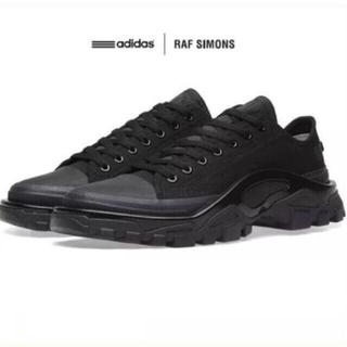 RAF SIMONS - Adidas by RAFSIMONS デトロイトランナー ブラック