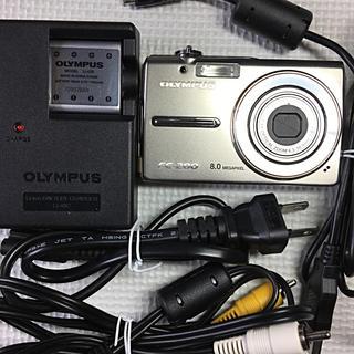OLYMPUS - ORYMPUS FE-280 8megapixel