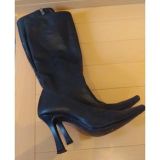 ダイアナ(DIANA)のDIANA ブーツ 21センチ 小さいサイズ(ブーツ)