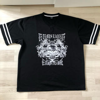 大きいサイズ ドクロ Tシャツ(Tシャツ/カットソー(半袖/袖なし))