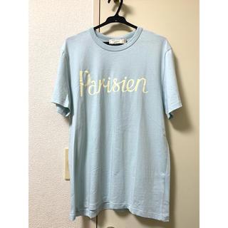 MAISON KITSUNE' - MAISON KITSUNE メゾンキツネ parisien Tシャツ