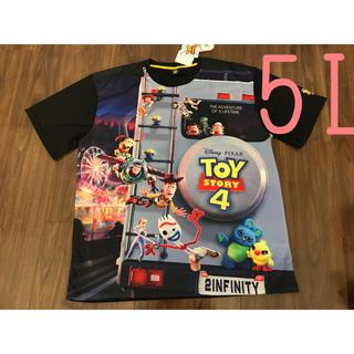 ディズニー(Disney)のトイストーリー4 Tシャツ 5L(Tシャツ/カットソー(半袖/袖なし))