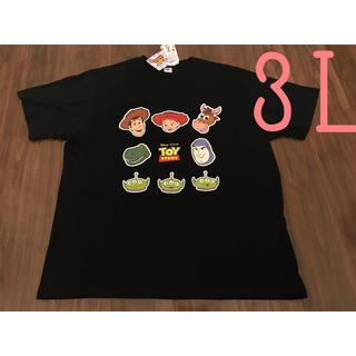 ディズニー(Disney)のトイストーリー4 Tシャツ 3L(Tシャツ/カットソー(半袖/袖なし))