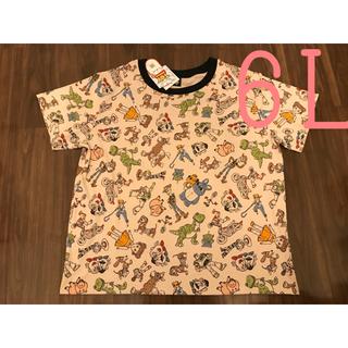 ディズニー(Disney)のトイストーリー4 Tシャツ 6L(Tシャツ/カットソー(半袖/袖なし))