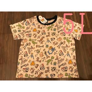 トイストーリー(トイ・ストーリー)のトイストーリー4 Tシャツ 5L(Tシャツ/カットソー(半袖/袖なし))