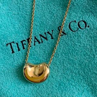 Tiffany & Co. - ティファニー ✨ ビーンズ ネックレス K18YG
