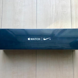 Apple Watch - Apple Watch Nike+ Series 4-44mm MTXM2J/A