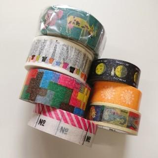 エムティー(mt)のmt マスキングテープ 未使用 中古 カモ井加工紙 Ollie Eksell(テープ/マスキングテープ)