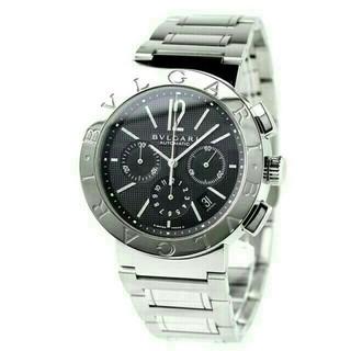 BVLGARI - ブルガリ 時計 メンズ BVLGARI ブルガリ42mm 腕時計