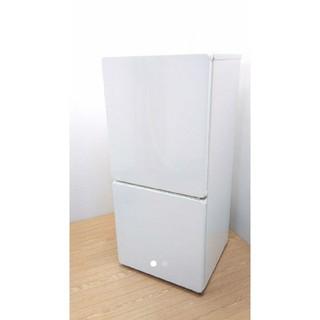 ムジルシリョウヒン(MUJI (無印良品))の【本州送料込み】冷蔵庫 無印良品 2ドア 110L (冷蔵庫)