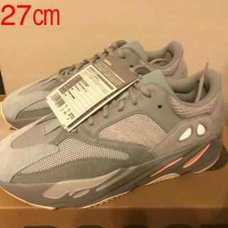 adidas - adidas YEEZY BOOST 700 INERTIA 27センチ