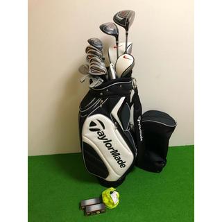 NIKE - ナイキゴルフセット(スリングショット、イグナイト)テーラーメイドバッグ