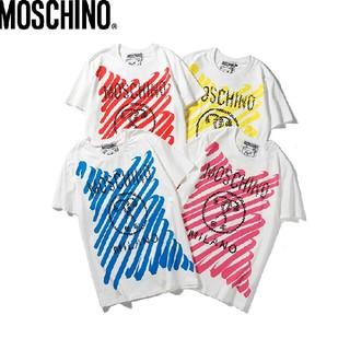 モスキーノ(MOSCHINO)のMOSCHINO夏服    [人気Tシャツ2枚 送料込み]  男女兼用 (Tシャツ/カットソー(半袖/袖なし))