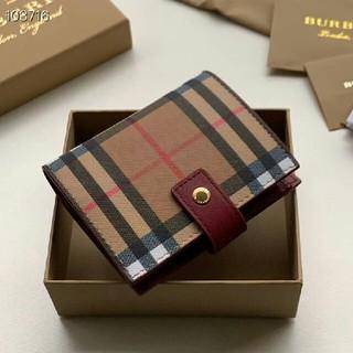 BURBERRY - 新品バーバリーBURBERRY折財布