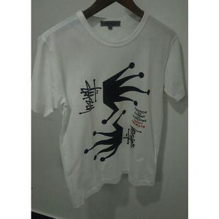 コムデギャルソン(COMME des GARCONS)のCOMME des GARCONS コムデギャルソン  Tシャツ(Tシャツ(半袖/袖なし))