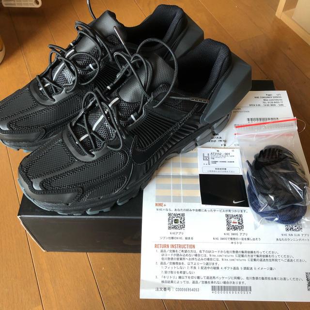 NIKE(ナイキ)のA-COLD-WALL×ZOOM VOMERO 5 メンズの靴/シューズ(スニーカー)の商品写真