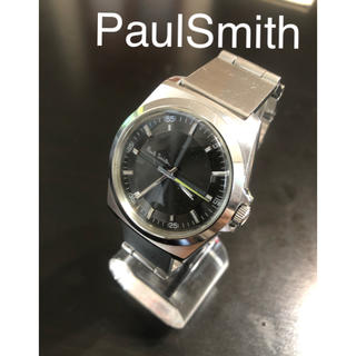 ポールスミス(Paul Smith)のPaulSmith クローズドアイズ  メンズ 稼働品(腕時計(アナログ))