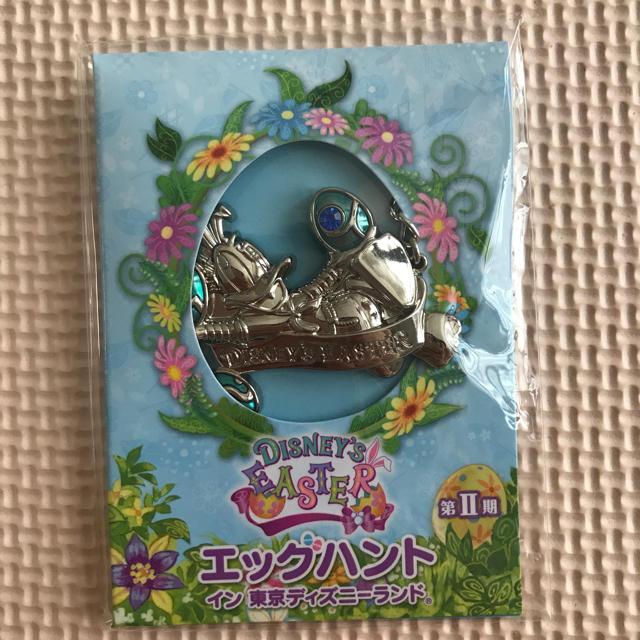 Disney(ディズニー)のドナルド 非売品オリジナルバッグチャーム エンタメ/ホビーのおもちゃ/ぬいぐるみ(キャラクターグッズ)の商品写真