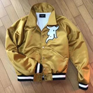 フィアオブゴッド(FEAR OF GOD)のfear of god 5th satin baseball jacket(ブルゾン)