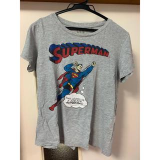 UNIQLO - UNIQLO Tシャツ SUPERMAN