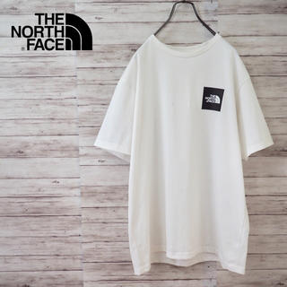 THE NORTH FACE - The North Face S/S Square Logo Tee