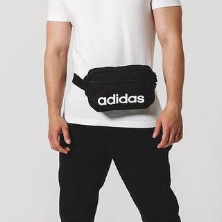 adidas -  アディダス リニア コア ウエストバッグ