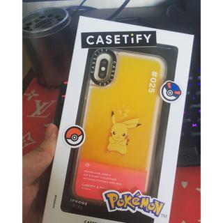 限定品【CASETiFY】iPhoneケース Pokémon