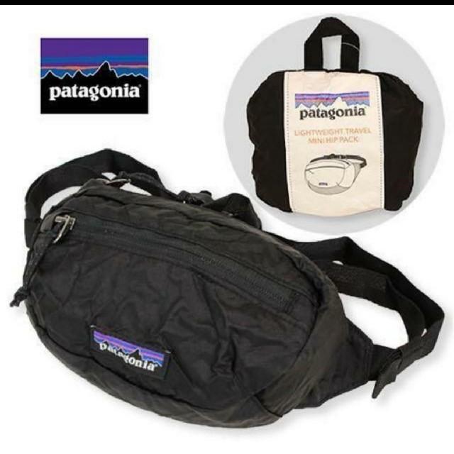 patagonia(パタゴニア)のパタゴニア ウエストポーチ レディースのバッグ(ボディバッグ/ウエストポーチ)の商品写真