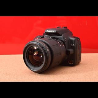 キヤノン(Canon)のCanon EOS Kiss Digital N レンズキット!7-19(デジタル一眼)