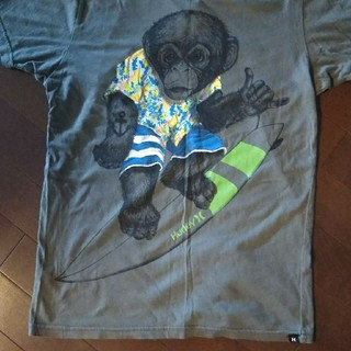 Hurley - ハーレー  サーフモンキー  Tシャツ
