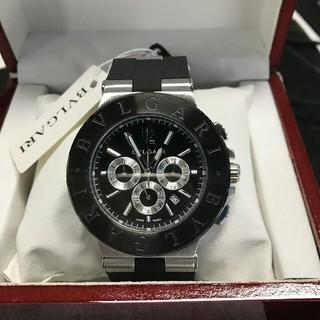 BVLGARI - 新品 bvlgari ブルガリ メンズ腕時計  ステンレス