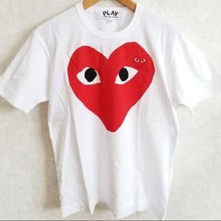コムデギャルソン(COMME des GARCONS)の新品未使用☆コム・デ・ギャルソン 半袖Tシャツ(Tシャツ(半袖/袖なし))