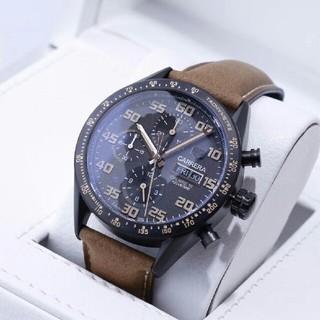 TAG Heuer - TAG HEUER メンズ 腕時計 タグホイヤー カレラ クロノグラフ