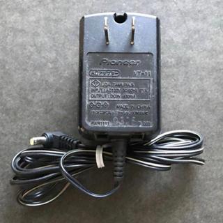 パイオニア(Pioneer)のパイオニア 電話機用 ACアダプター VT-11 送料無料(その他 )