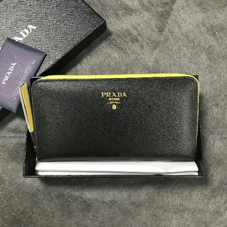 PRADA - 未使用 プラダ PRADA 財布 LM0506長財布 レザー   NEW