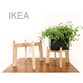 イケア(IKEA)の新品 未開封 IKEA ニースコルダード プラントスタンド NYSKORDAD(プランター)