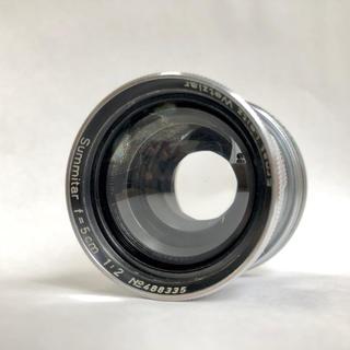 ライカ(LEICA)のLEICA Summitar 5cm F2(レンズ(単焦点))