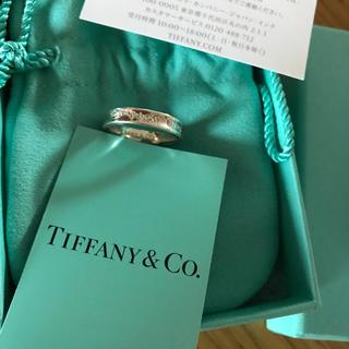 ティファニー(Tiffany & Co.)のティファニー リング 14号(リング(指輪))