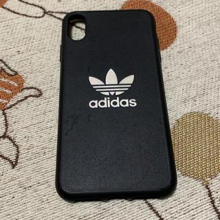 adidas - adidas iPhoneケース iPhone Xs Max