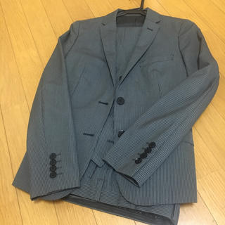 バーバリーブラックレーベル(BURBERRY BLACK LABEL)のバーバリーブラックレーベル  レディース非売品スーツ(テーラードジャケット)