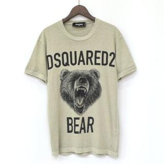 ディースクエアード(DSQUARED2)の17aw 美品 Dsquared2 ディースクエアード BEAR Tシャツ XS(Tシャツ/カットソー(半袖/袖なし))