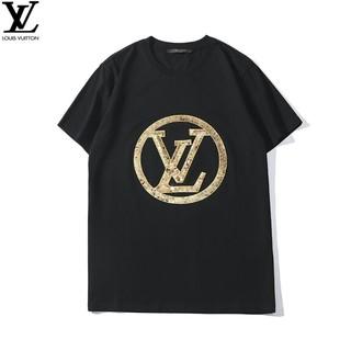 LOUIS VUITTON - 男女兼用Tシャツ 半袖 カジュアル