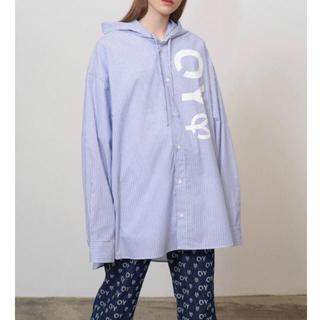 【完売品】OY フード付きシャツ