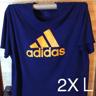 adidas - Tシャツ アデダス