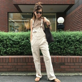 L'Appartement DEUXIEME CLASSE - アパルトモン別注◆STAMMBAUMcorduroy over Allナチュラル
