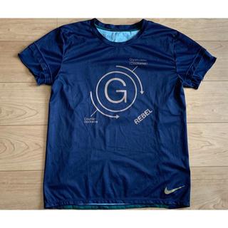 UNDERCOVER - GYAKUSOU NIKE+UNDERCOVER LAB逆走ロゴランニングシャツ
