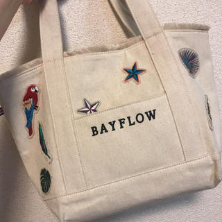 ベイフロー(BAYFLOW)のBAYFLOWトートバッグ(トートバッグ)