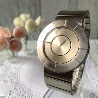 ISSEY MIYAKE - 【電池交換済み】ISSEY MIYAKE イッセイミヤケ TO 腕時計 シルバー