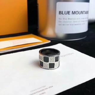お勧め Louis Vuitton 指輪 チェック柄 正規品 8